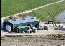 Photo du projet Glacier Ridge d'Air Liquide - Système épuration - Fournisseurs technologies biogaz