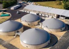 Photo du projet Métha Vie par Naskeo Environnement - Système Biométhanisation - Fournisseurs technologies biogaz
