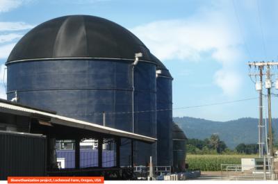 Picture-biomethanization project-Lochmead Farm-USA