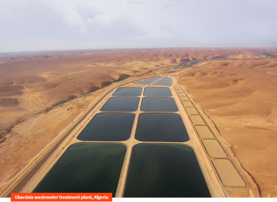 Picture-Ghardaia wastewater treatment plant project-Algeria