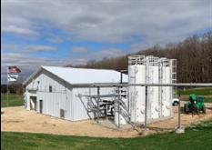 """Photo du projet """"la série de projets Wisconsin"""" par DMT Solutions - Systèmes épuration - Fournisseurs technologies biogaz"""
