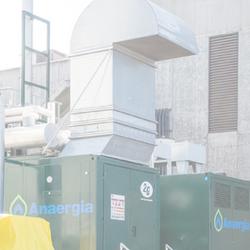 2G - Cogénération pour des stations d'épuration - Photo d'un exemple de projet