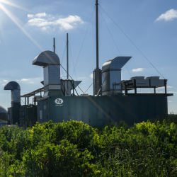 2G Energy - CHP for agriculture - Picture of the Athlone Farm, in Tavistock, Ontario, Canada