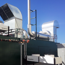 2G Energy - CHP for food waste facilities- Picture of a project example