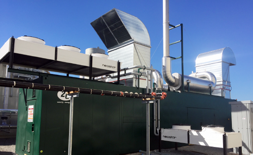 2G Energy- CHP for food waste facilities- Project example picture