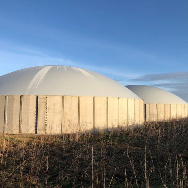 A-Consult - tanks for biogas