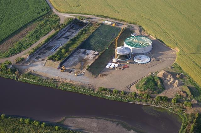 Biogas Plant Falkenstein