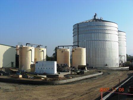 Inland Empire Biogas Plant