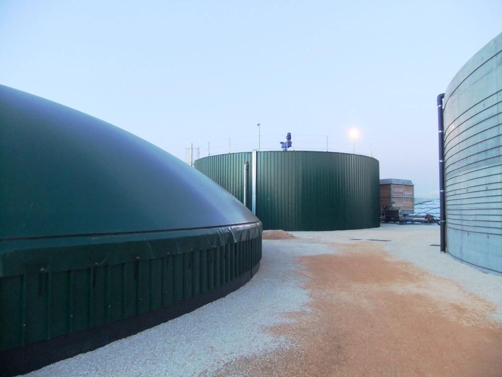 Biogas Plant Inteco Basiliano