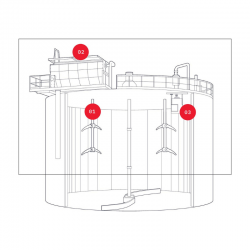 Système d'écumage et d'élimination des plastiques de Fitec