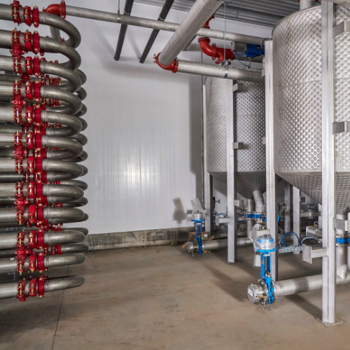 Pasteurizing System