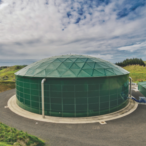 Anaerobic Digester Tanks Tank Connection