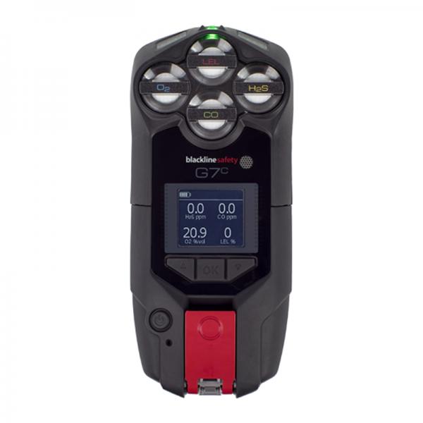 Blackline G7C Lone Worker Gas Detector